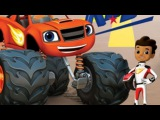 Race to the Rescue! Cartoon games for Kids - Girls - Baby