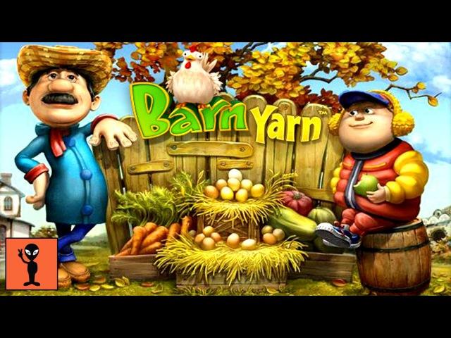 FUNNY BEST KIDS GAMES 👶 TOP BABY GAMES - Barn Yarn [FLASH]