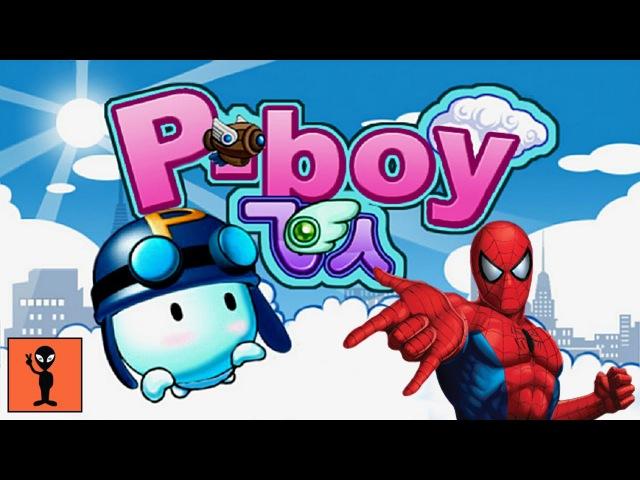 FUNNY BEST KIDS GAMES 👶 TOP BABY GAMES - P-boy [FLASH DISNEY]