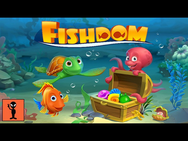 FUNNY BEST KIDS GAMES 👶 TOP BABY GAMES - Fishdom [FLASH]