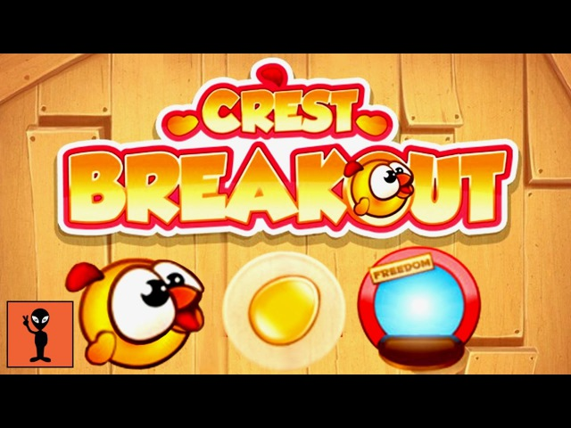 FUNNY BEST KIDS GAMES 👶 TOP BABY GAMES - Crest Breakout [FLASH]