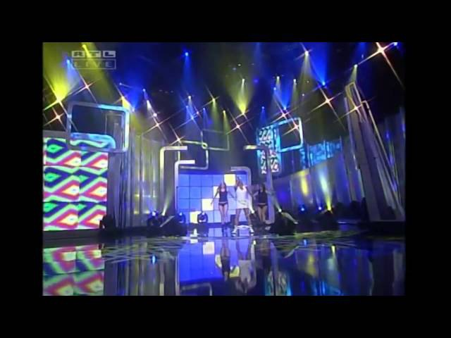 Samantha Fox: Touch Me (I Want Your Body) - (Live Chart Show 2004 - semiwidescreen)
