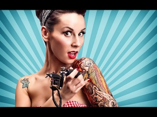 «Дикое ничтожество», «золотая курица» и еще 8 татуировок со странным смыслом