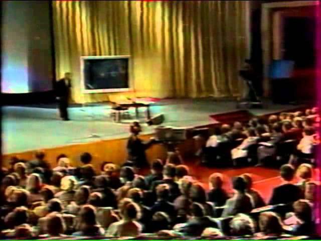 Шаталов за одну минуту доказывает теорему, на которую традиционно выделяется 45 ...