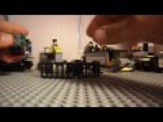 LEGO Затримувач машин
