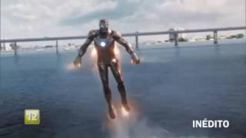 Tela Quente - Homem de Ferro 3 (31/10/2016)