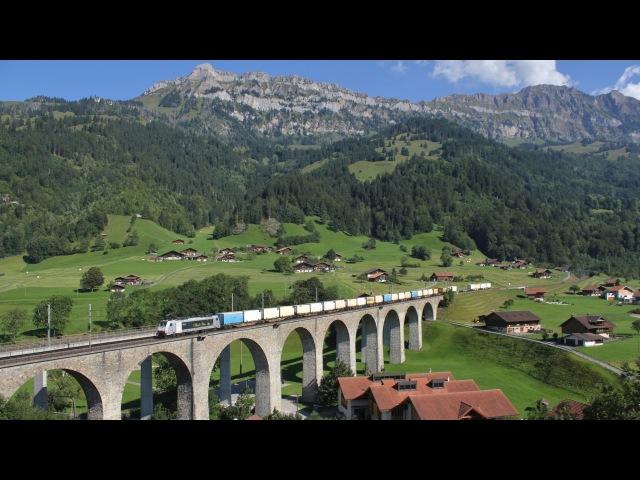 RailCare, Crossrail und SBB im Spätsommer 2013