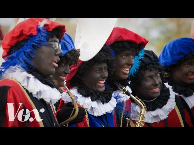 Why blackface is still part of Dutch holidays