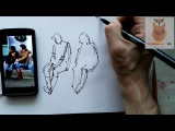 Как быстрее научиться рисовать Скетчи
