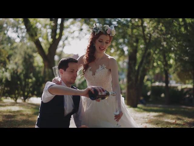 Свадебный день Сергея и Анны \\ Wedding day of Sergey and Anna