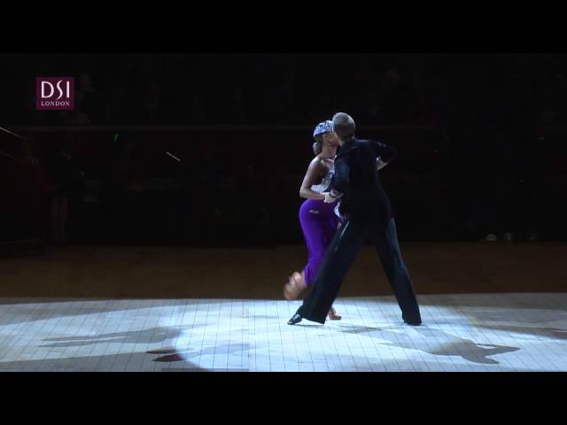 Nikita Brovko Olga Urumova | honour dance | International 2015