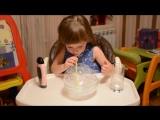 Чем занять ребенка за 1 минуту! Пенное развлечение