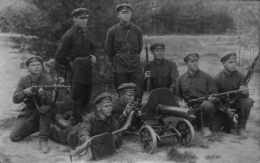 СССР в 1930-е годы: «Борьба с немецким национализмом»