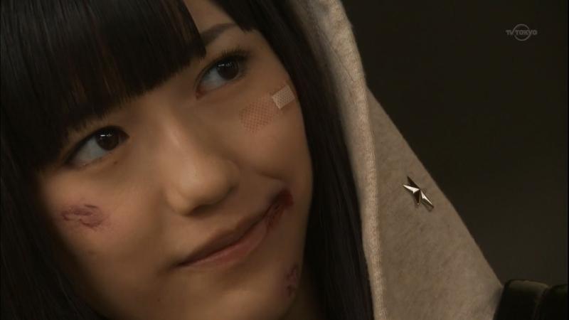 [Majisuka Gakuen - Nezumi x Center moment] Крыса стала человеком