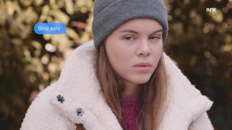 Стыд / Skam 1 сезон 6 серия, отрывок 1. Ева и Юнас