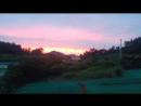 Рассвет на островах Вандо