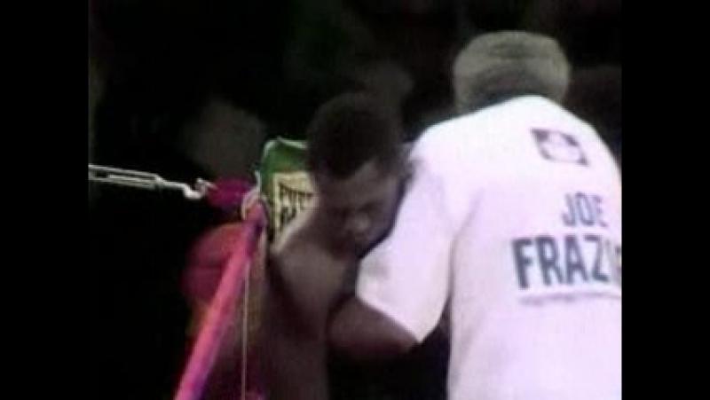 Джо Фрейзер - Джордж Форман 1 / Joe Frazier vs George Foreman I