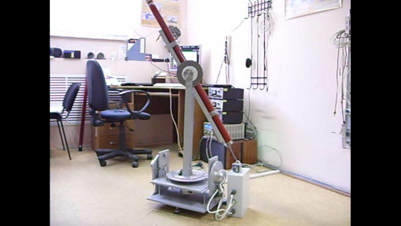 Автоматическая Калибровка гироскопического инклинометра inklinometr