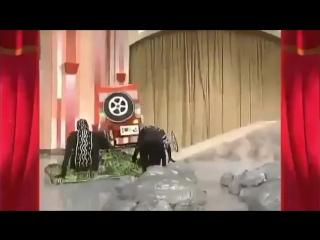 Очередное азиатское теле-шоу
