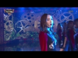 2016 KBS 가요대축제 2부 - '29관왕' 대박행진! 여자친구 - 시간을 달려서 + 너 그리고 나.20161229