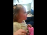 Папа сбрил бороду. Реакция дочери (VHS Video)