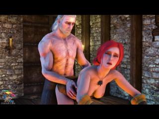 Vk.com/watchgirls rule34 the witcher 3 triss sfm 3d porn sound 1min