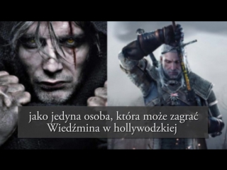 Mads Mikkelsen about The Witcher movie