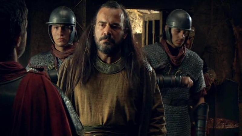 Римская Испания, легенда / Испания, легенда 2 сезон 5 серия озвучка
