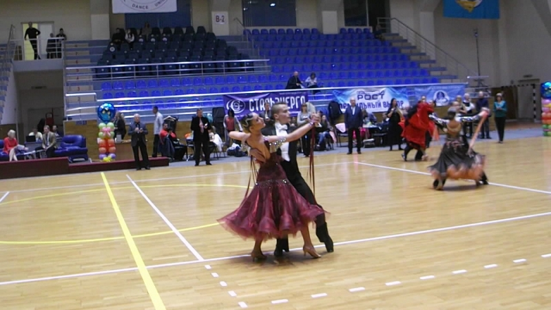Prolisok Cup-2017, танго