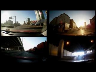 SHO-ME Combo 3- видео обзор антирадара с видеорегистратором + GPS 3в1