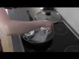 Заварной пудинг с карамелью видео рецепт
