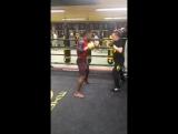 Cedric Bass Manhoef- Training