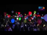 Большой Фестиваль Светошариков - Рыбинск 2017. Официальное видео.