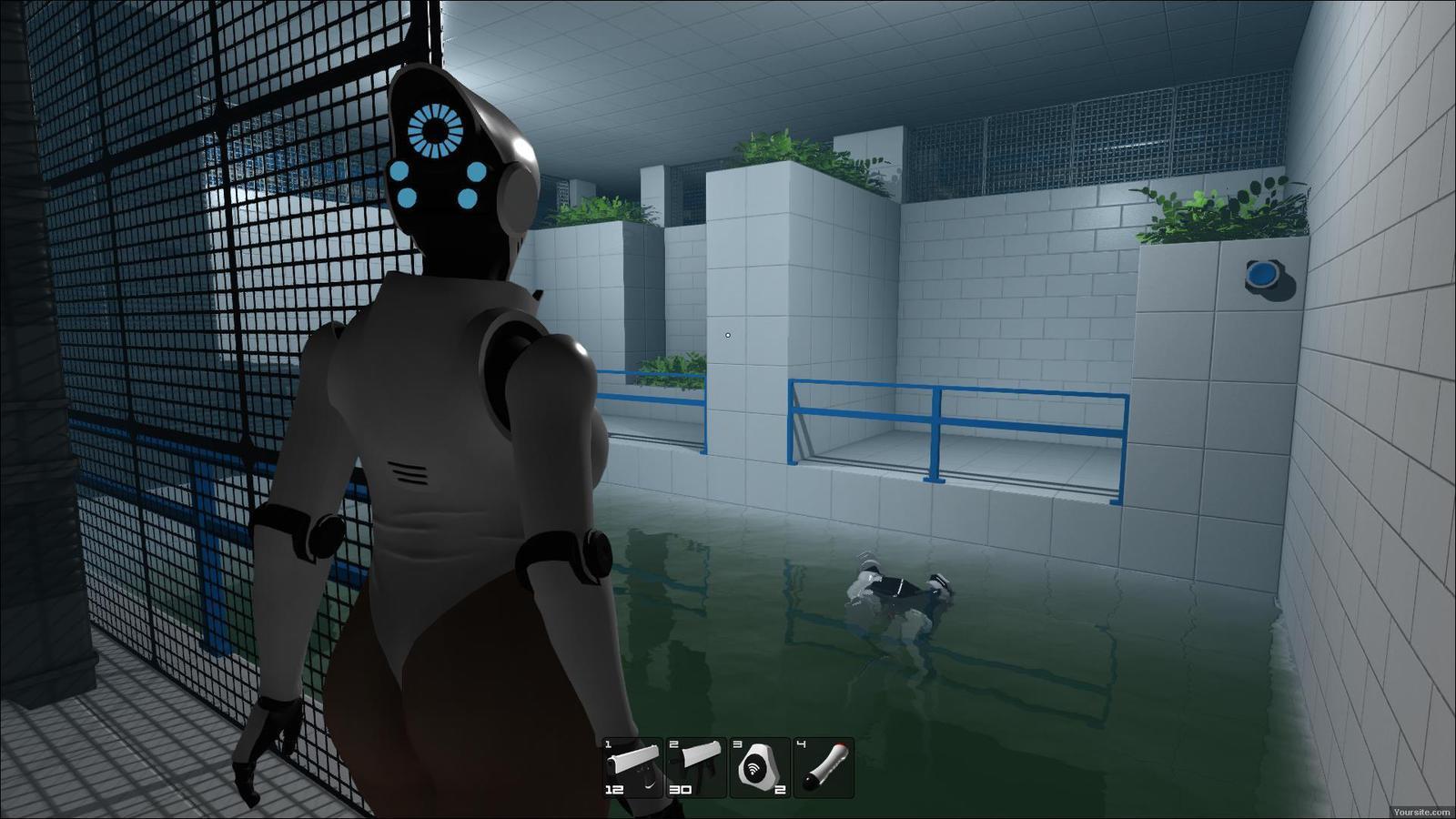 Haydee [v.1.01] (2016) PC | RePack от GAMER - Скриншот 1