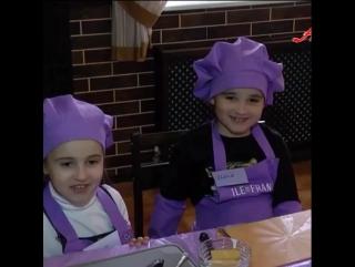 Детский кулинарный мастер-класс в