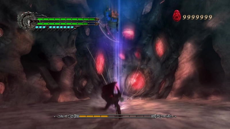 Devil May Cry 4 Special Edition (Nero vs. Sanctus)