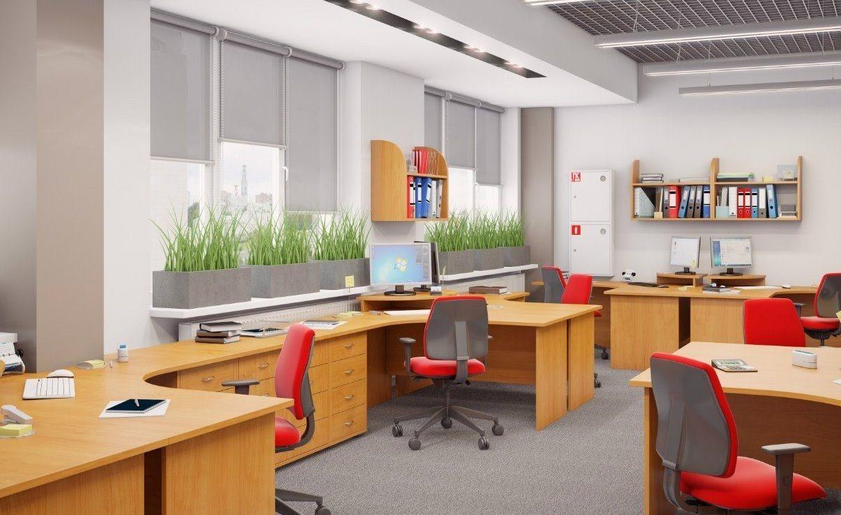 Как сделать из обычного офиса рай для сотрудников?