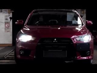 Mitsubishi Lancer Evolution Final Edition