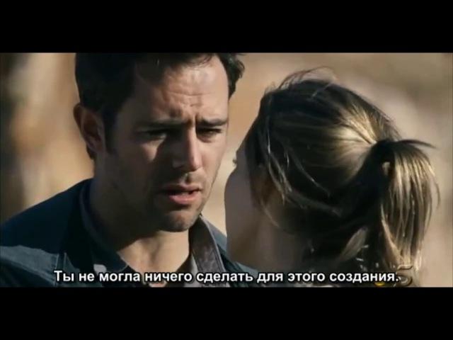 Валерия сокрушает адских псов и освобождает Натаэля (сериал Ангел или Демон (испанская версия)