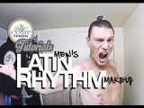 DCR Tutorial - LATIN / RHYTHM MakeUp Tutorial For Men
