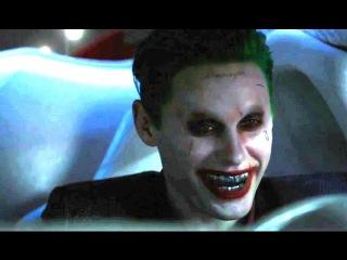 «Отряд самоубийц» (Suicide Squad) - Harley Chases Joker on Motorcycle
