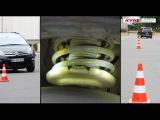 Нагрузка на элементы подвески в разных условиях вождения (Inside Suspension KYB)