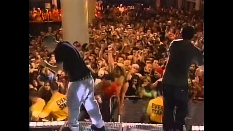 Linkin Park Live Rock And Roll (Hall Of Fame 2001)