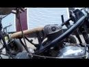 Самодельный МИНИ-трактор, Двигатель.Привод.
