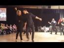 Jordan Frisbee Tatiana Mollman strictly swing prelims GNDC 2017