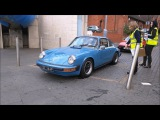 Classic cars arriving at Cars &amp Coffee in Coventry! + Mike Brewer's 912E