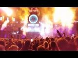 Boomtown 2016 MC GQ DJ Hype &amp Hazard