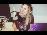Noah Cyrus - Make Me (Cry) ft. Labrinth NEW SONG PREMIER 2016 (cover by AnuTa)