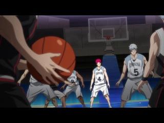 [ Баскетбол Куроко ] Kuroko no Basuke [ТВ-3] - 23 серия [JAM NikaLenina]