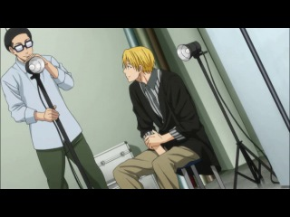 [ Баскетбол Куроко ] Kuroko no Basuke - OVA Tip Off [JAM Kiara_Laine]